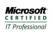 Microsoft Certified IT Professional logo