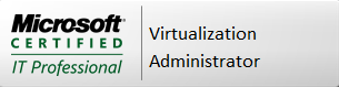MCITP Virtualization Administrator  on Windows Server 2008 R2